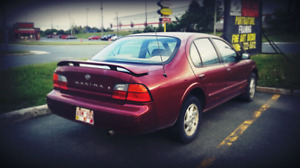 Price reduced !!! 1995 Nissan Maxima for 400$$$