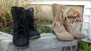 2 different Boots