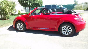 2014 Volkswagen New Beetle Cabriolet - Transfert de location -