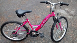 """Girl's bike 20"""" & Boy's bike 16"""""""