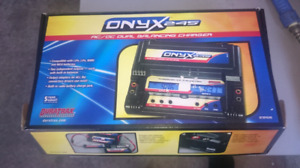 Onyx 245 RC battery dual balancing charger, like new