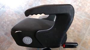 Booster Seat with Click in Anchor Built in