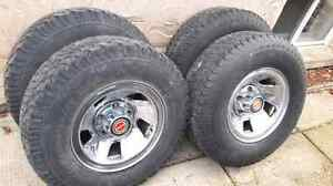 F150 old style chrome rims