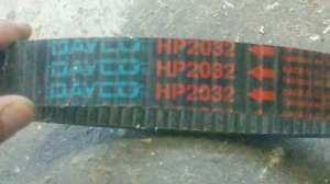 Belt for 2001 Suzuki vinson 500