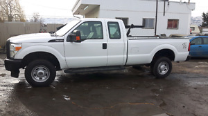 2011 ford f 350 extended cab long box 4x4