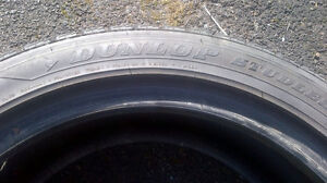 One Like New Winter Tire 215 50 17