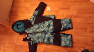 Brand new with tag Snowsuit 18-24 months