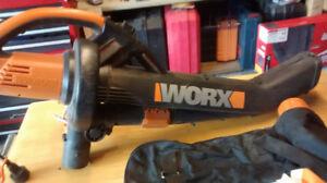 worx leaf blower/vac/mulcher