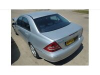 BREAKING MERCEDES C CLASS C220 CDI 2005 FACELIFT