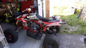 Trx 450r 2005