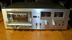 Pioneer CT-606 cassette deck, CONSIDERING TRADES