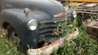 1950 Dump truck or just cab MINT
