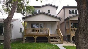 Brand new home in great location. Linden Ave. East Kildonan