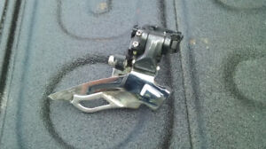Shimano SLX  Front Derailleur   RD-M661 - Works Perfect
