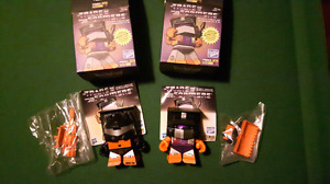 Transformers The Loyal Subjects mini vinyls