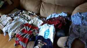 Boys 0-3 months clothing lot