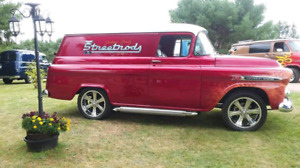 1958 Chevrolet Apache Panel