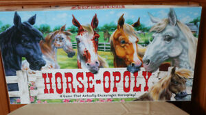 MONOPOLY – HORSE-OPOLY