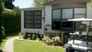 Selling our Park Model Trailer at Beaver Narrows (Omemee)