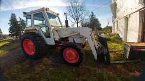 1390 Case Tractor! Owners Manual! Great Shape! London Ontario image 6