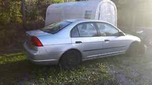 2002 Honda civic parts car
