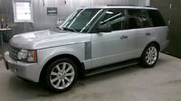 2006 Land Rover Range Rover Supercharged VUS
