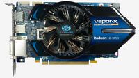 2 x carte graphique Sapphire HD 5770 Vapor-X (CF) graphic card