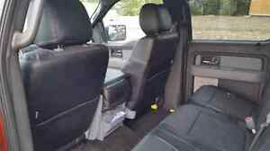 Custom leather seat covers Ford f150