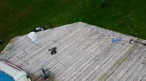 Fencing  / Decking materials