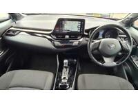 2018 Toyota C-HR 1.8 Hybrid Red Edition 5dr CVT Auto Hatchback Hybrid Automatic