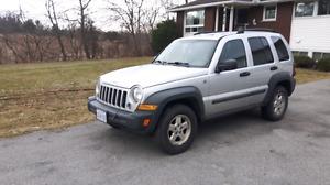 2006 Jeep Liberty Diesel