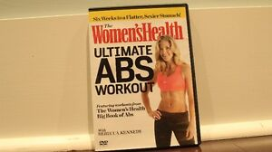 The Women's Health Ultimate Abs Workout