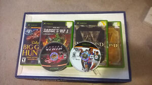 For Sale! Pre-Used X-Box Games!