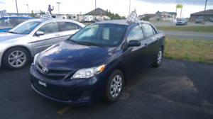 2013 TOYOTA COROLLA !!! GREAT SHAPE!!