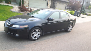 2008 acura tl.  No lowballers serious buyers