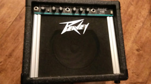 Peavey Rage 158 Amp made in USA with Headphone Jack