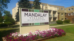 2 BEDROOM APARTMENT FOR SUBLET @ 301 MANDALAY DRIVE