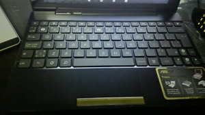 Asus Tf300t + brand new keyboard dock + rooted firmware
