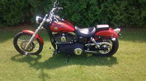 Harley-Davidson Wide Glide 2011