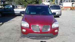 2005 Pontiac  Montana with 154000km  Extended Kitchener / Waterloo Kitchener Area image 2