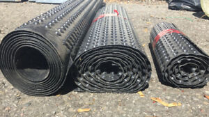 Water Proof Membrane  PVC pipes