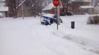Snow removal ORILLIA