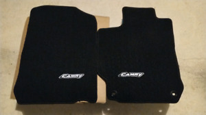 Toyota Camry 2017 - OEM All Weather Rubber and Carpet Mats