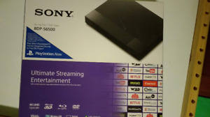 Sony Blu Ray Disc / DVD Player BDP-S6500 Ultimate Streaming