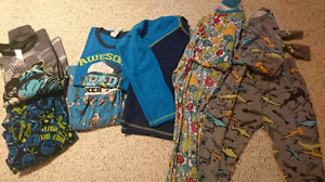 Boys pj set size 10