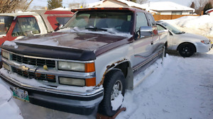 1994 chevy parts truck