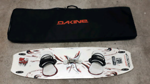 Planche kite surf board + sac bag transport