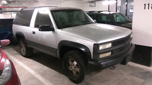 Chevrolet Tahoe 5.7 V8 - Rare Version
