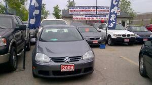 2009 Volkswagen Rabbit Trendline Sedan ONE OWNER