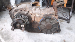 Divorced transfer case.Unknown much about it.i assume from dodge